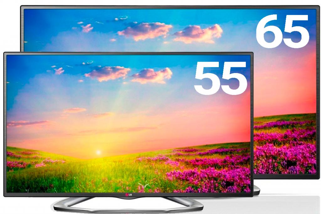 Should I Get A 55 Inch Tv Or 65 Inch Tv Bigscreens Com